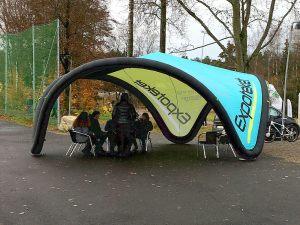 Buet-telt-profileing-logoflate