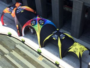 Edderkopp-telt-selvstående