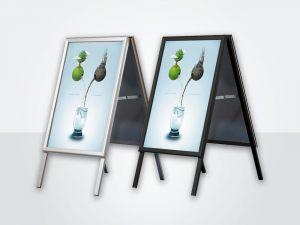 Gatebukk-klipsramme-dekorativ
