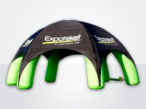 Oppblåsbart-telt-igloo