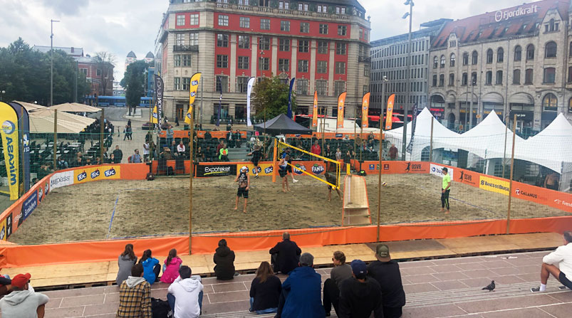 Beach Volleyball FIVB World Tour-Oslo Open
